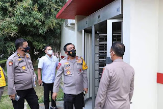 Antisipasi Teror, Kapolda Sumut Perintahkan Kasatwil Perketat Pengamanan Mako