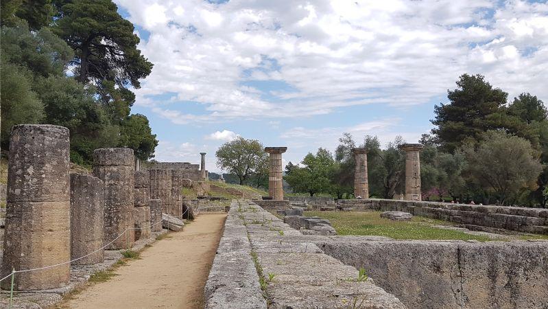 Heratempel Olympia