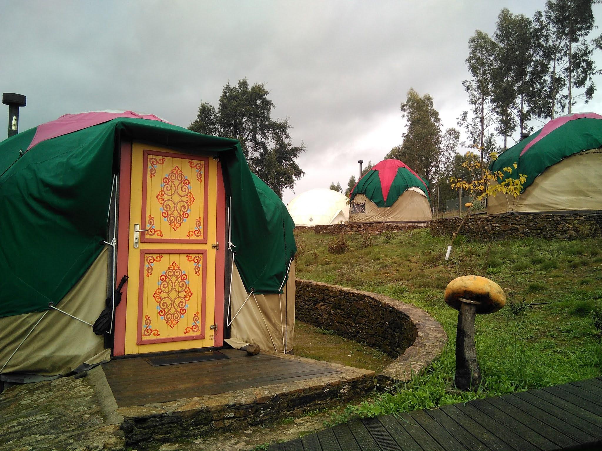 Yurt Quinta São José dos Montes
