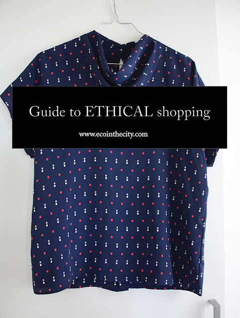 Guide to ethical fashion shopping