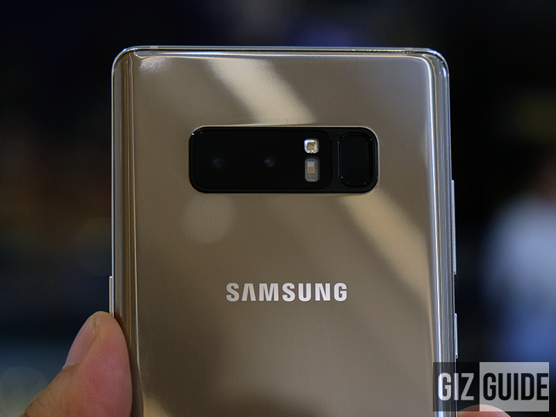 the growing anticipation for the successor has solely made the hold off that much longer Samsung Milky Way Note 8 Review - Note is BACK!