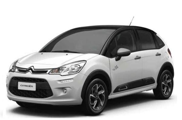 Ficha Técnica: Citroën C3 Urban Trial (2018)