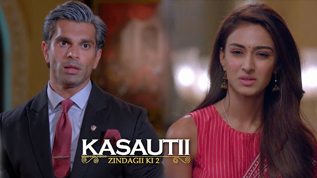Big Twist : Mr Bajaj's double game with Anurag and Prerna in Kasauti Zindagi Kay