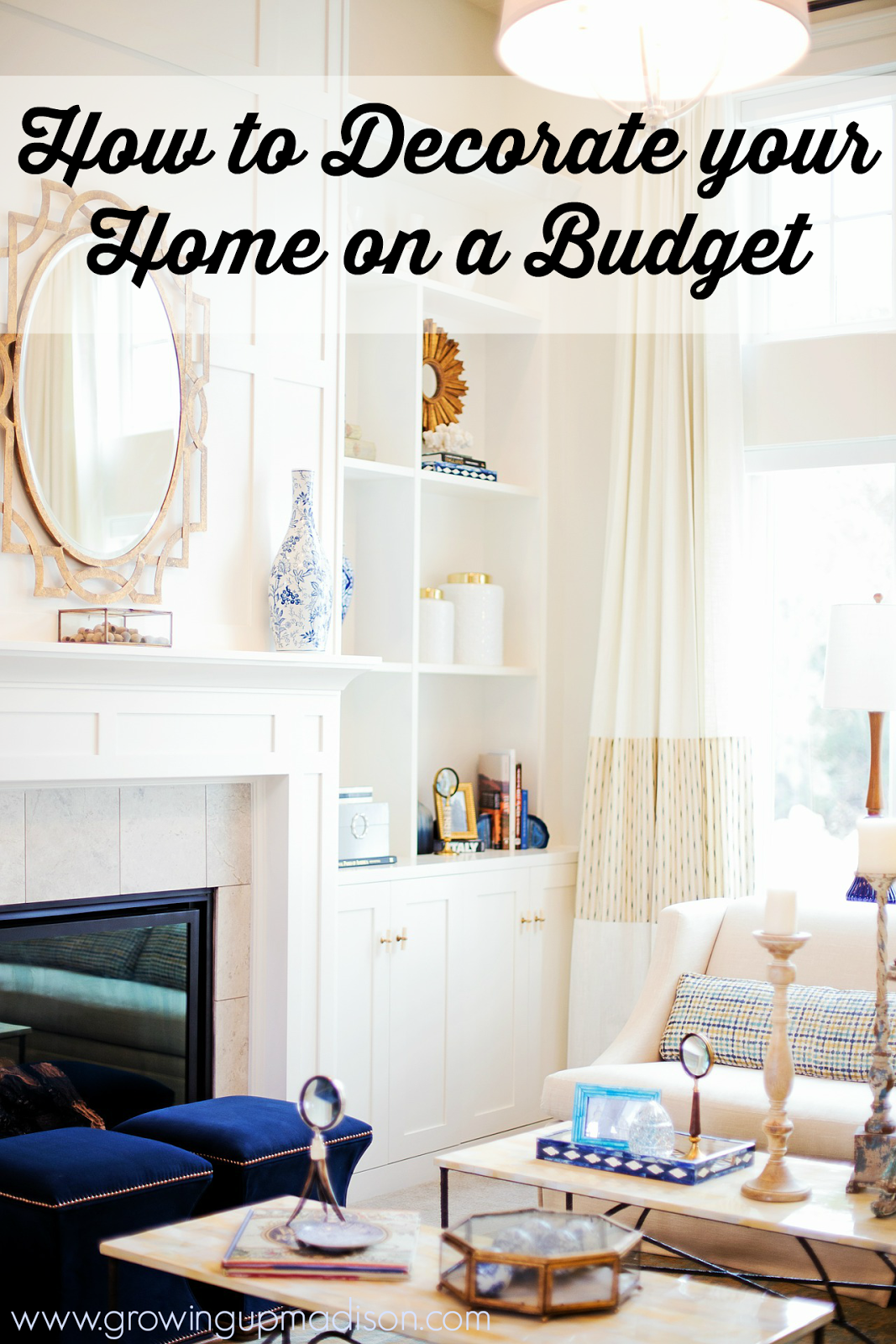 Today We Will Discuss How To Decorate Your Home On A Budget As A Means To Freshen Up Your Space Without Spending A Lot Of Money