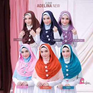 Jilbab Instan Adelina New
