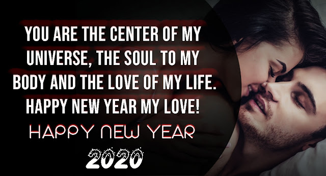 Happy New Year 2020 Wishes, Quotes, Messages for Girlfriend