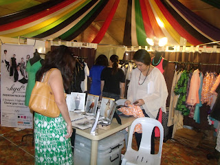 Global Pinoy Bazaar 2011 At The Rockwell Tent