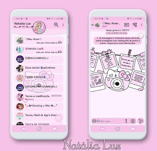 Camera Theme For YOWhatsApp & Fouad WhatsApp By Natalia Luz
