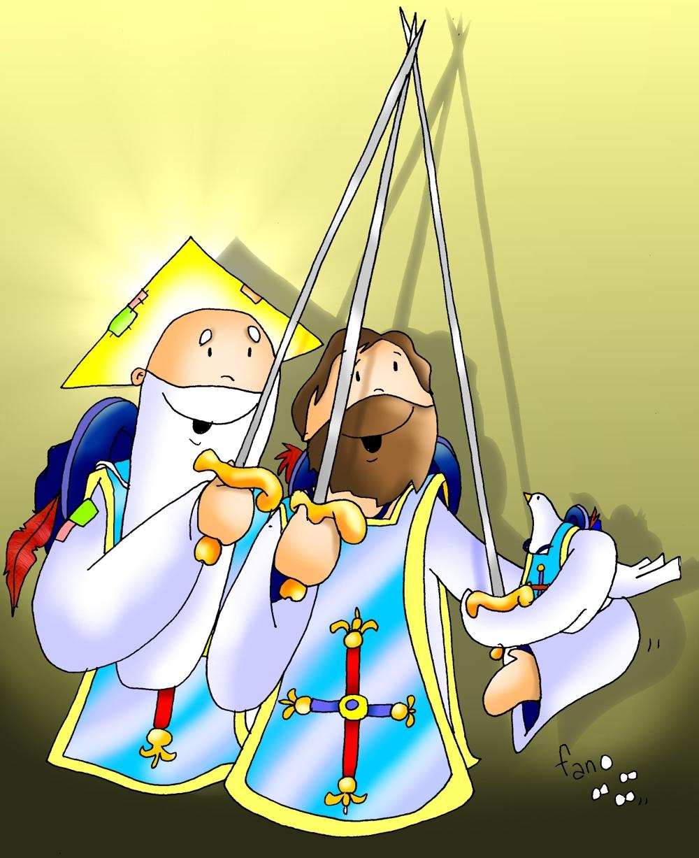 Educar Con Jesús Trinidad Varias Propuestas De Fano