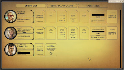Coffee Noir Business Detective Game Screenshot 18