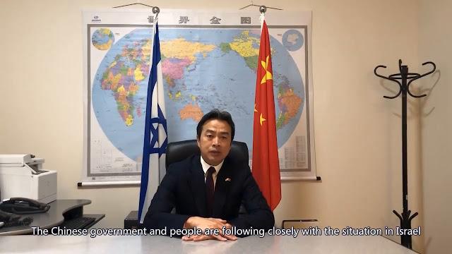 Dubes China Du Wei Dipastikan Tewas karena Sakit