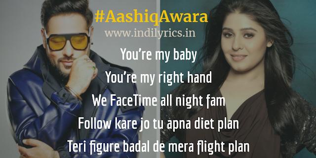 Mere Yaara Sau Baara... Aashiq Aawara ki karaan... | Badshah ft. Sunidhi Chauhan | Full audio song Lyrics with English Translation and Real Meaning | O.N.E.