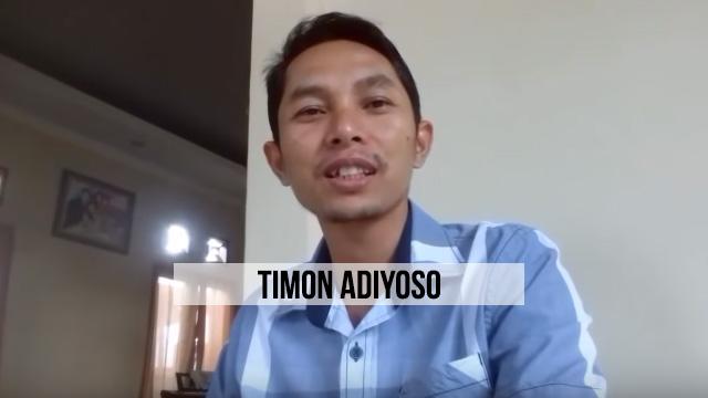 "Rahasia Menulis Artikel Ala Blog Mastimon ""Timon Adiyoso"""