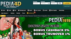 Pedia4D merupakan situs bandar togel online,
