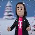 AT & T presenta una demanda contra T-Mobile por el video Claymation John Legere