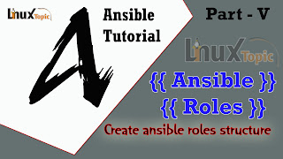 ansible roles, ansible roles example, ansible roles tutorial, ansible tutorial, ansible, devops tools, ansible playbook, create ansible roles, ansible global variable, ansible tasks, linuxtopic