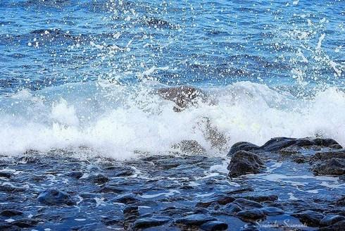 Alta marea - Mediterraneo