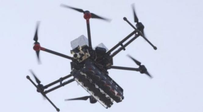 ΠΤΗΣΗ DRONE πάνω από Στρατόπεδο στην Λέσβο... ψάχνει η ΕΥΠ να δει τι έγινε..