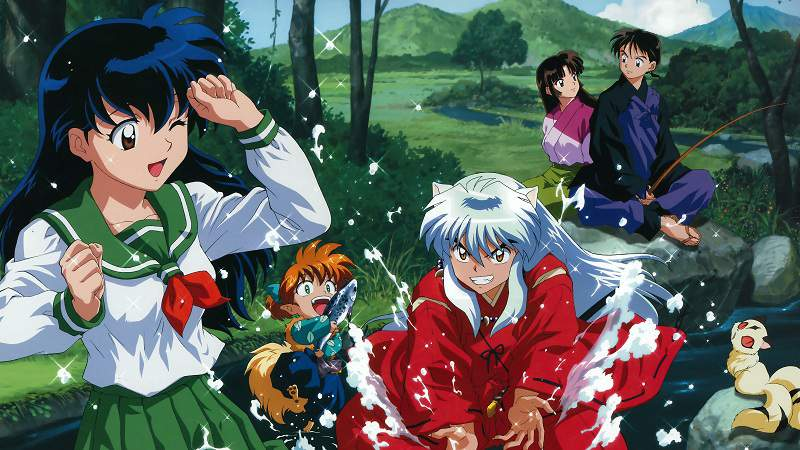 Franchise Inuyasha Dapatkan Adaptasi Game Smartphone RPG
