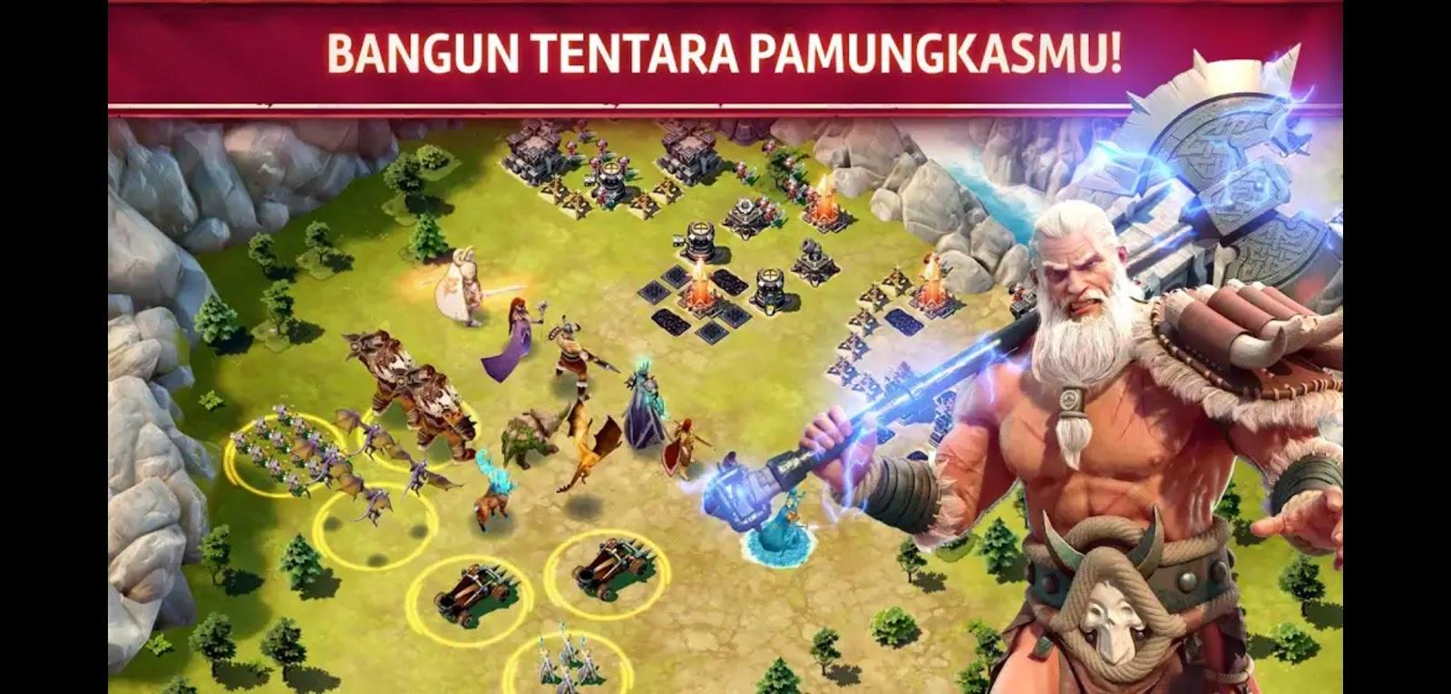 9 Game Membangun Kerajaan Terbaik Seperti Clash Of Clans