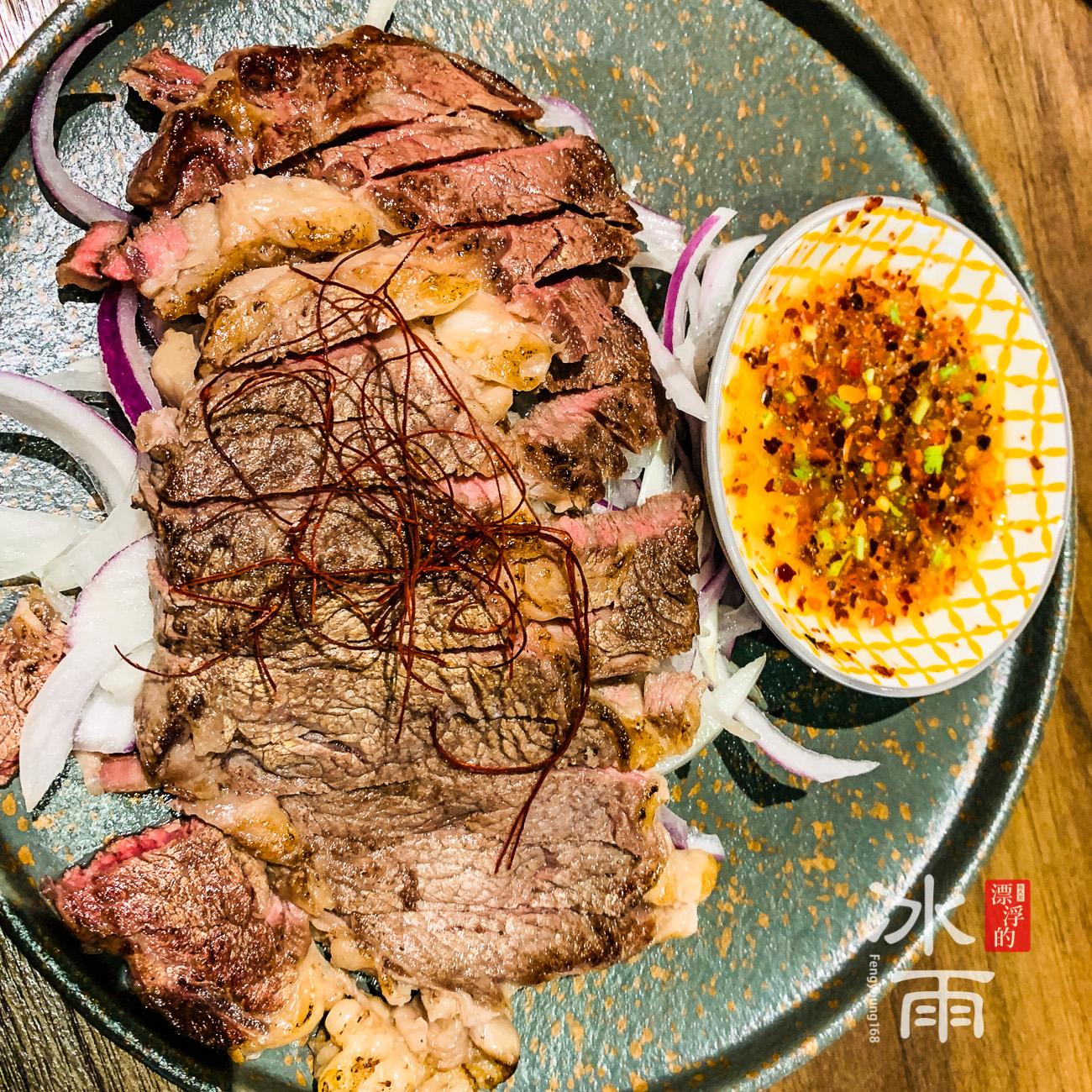 來自紐西蘭的牛肉,肉質非常好
