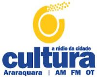 Rádio Cultura FM 107,5 de Araraquara SP