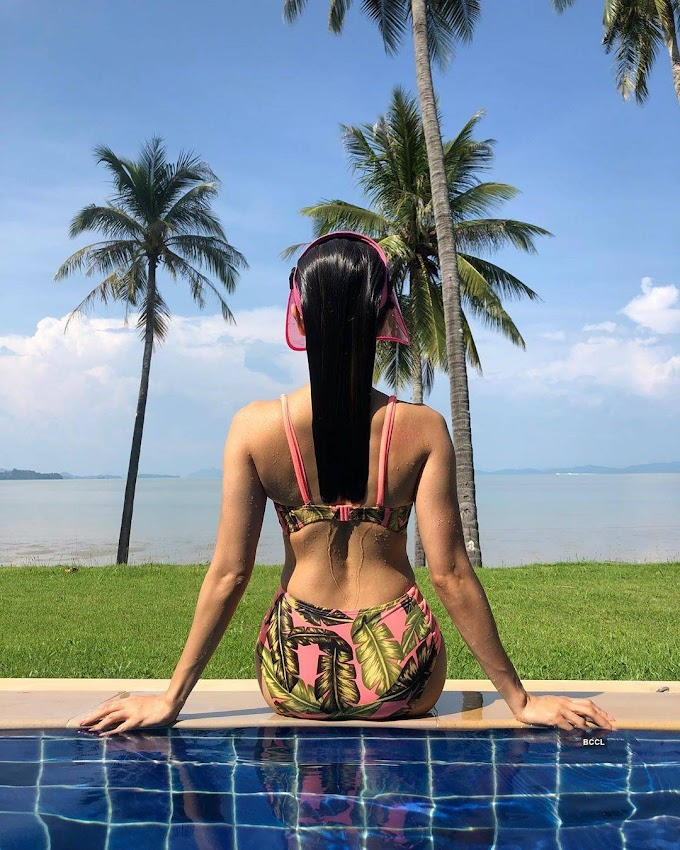 Nushrat Bharucha's vacation pictures will make you hit the beach!