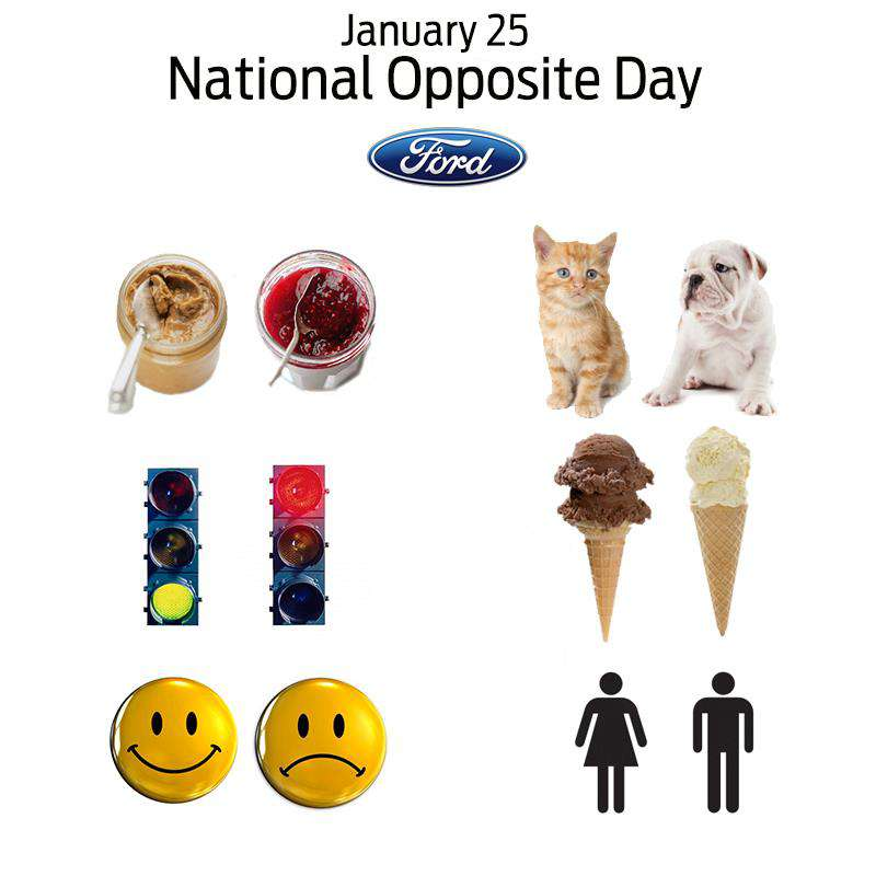 Opposite Day Wishes Pics