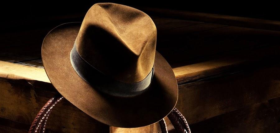 Pălăria iconică a lui Indiana Jones