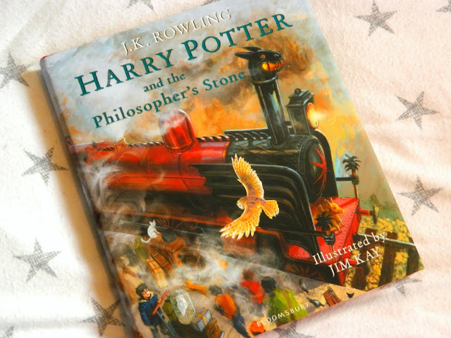 Harry Potter and the Philosopher's Stone, illustrated edition