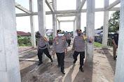 Kunjungi Polres Ketapang, Kapolda Kalbar Ingatkan Penggunaan Anggaran di Tahun 2021 Harus Tepat Sasaran