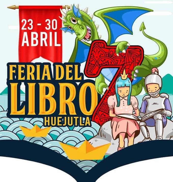 Feria del libro Huejutla 2021