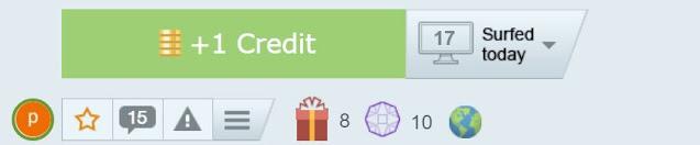 easyhits4u verification ads timer