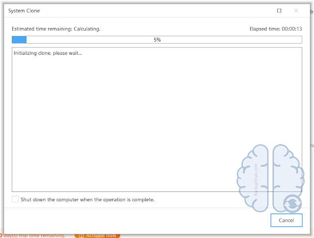 Melakukan Migrasi Atau Clone Sistem Operasi Dari HDD Ke SSD Atau Sebaliknya