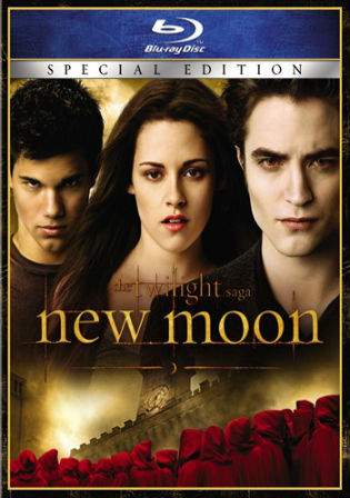 The Twilight Saga New Moon 2009 BluRay 400MB Hindi Dual Audio 480p Watch Online Full Movie Download bolly4u