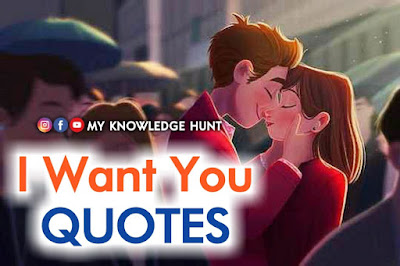 Wanting You Quotes and Sayings, i want you quotes
