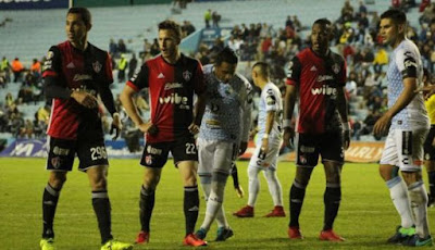 Atlas vs Tampico Madero