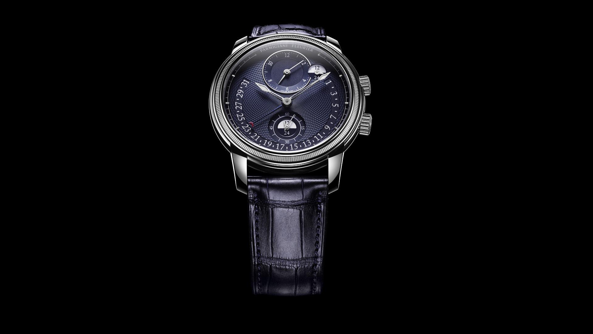 دار الساعات برميجياني فلورييه Parmigiani Fleurier توفر إصدار المسافر الخاص