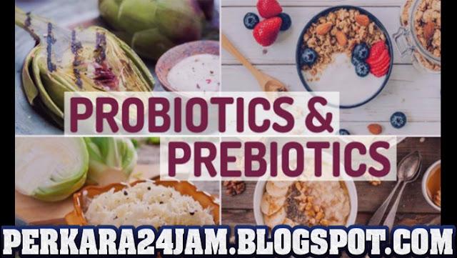 Bangun Imunitas Dengan Rajin Konsumsi Prebiotik Dan Probiotik