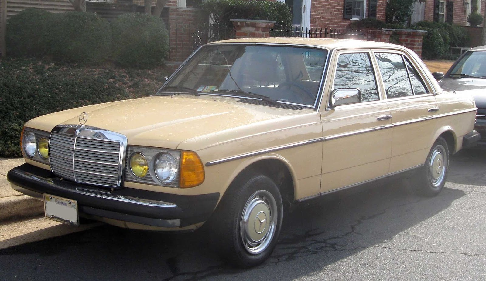 Mercedes Benz W114/115, W123 & W124 E-Class | Car guy's paradise