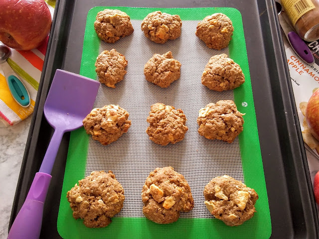 Simple Dairy-Free Apple Pie Cookies