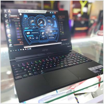 Gigabyte Aero 15, Pilihan Laptop Gaming Tangguh