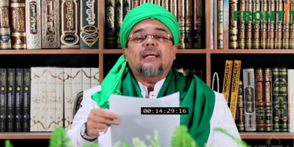 FPI Ungkap HRS Pegang Dokumen Rahasia untuk Pulang ke Indonesia