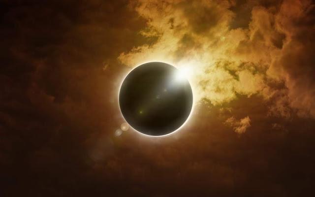 #صلاة_كسوف_الشمس |  صلاة كسوف الشمس #سُنة_مؤكدة #عن_النبي_ﷺ  تعرف على كيفيتها