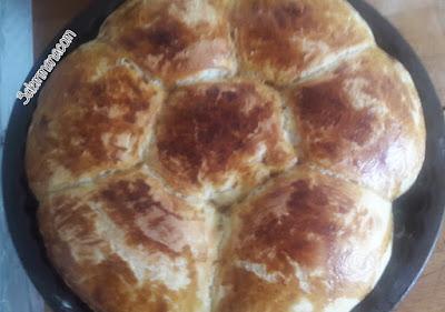 خبز خفيف بزيت الزيتون