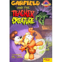 Review - Garfield and the Teacher Creature