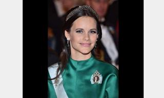 Foto Ratu Sofia, Istri Carl Philip Penguasa Varmland