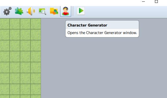 RPG MAKER VN: [RPGMV]Hướng dẫn tạo một Player từ Character Gerenator