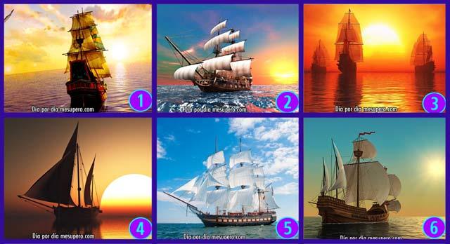 🚤 Test de personalidad de los barcos