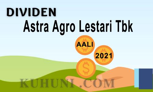 Dividen Astra Agro Lestari 2021